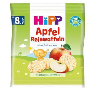 HiPP Apfel Reiswaffeln