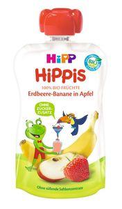 HiPP HiPPi Erdbeere-Banane in Apfel - Ferdi Frosch
