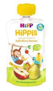 HiPP HiPPi Apfel-Birne-Banane - Anton Affe