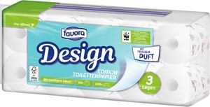 Favora Tukan Toilettenpapier 20 Rollen