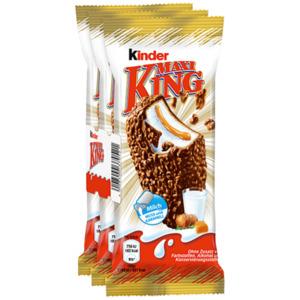 Kinder Maxi King, Pingui oder Milchschnitte