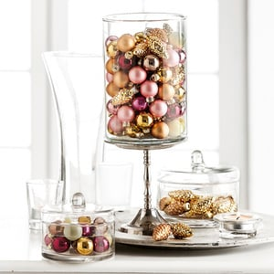 Bella Casa Echtglas-Minikugeln