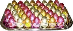 Eier mit Schuss Sortiment, 50 Stück