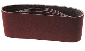 Schleifbänder K40/ 5 Stück Makita