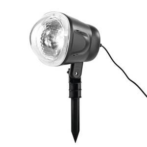 LED-Strahler Schneeflocke Easymaxx