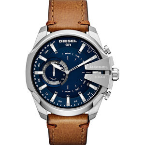 Diesel ON Herren Hybrid-Smartwatch Mega Chief Hybrid ´´DZT1009´´