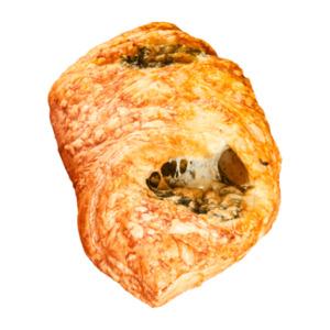 MEIN BESTES     Spinat-Käse-Snack