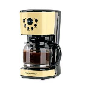GourmetMaxx Kaffeemaschine Retro 900W