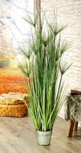 Papyrus Kunstpflanze