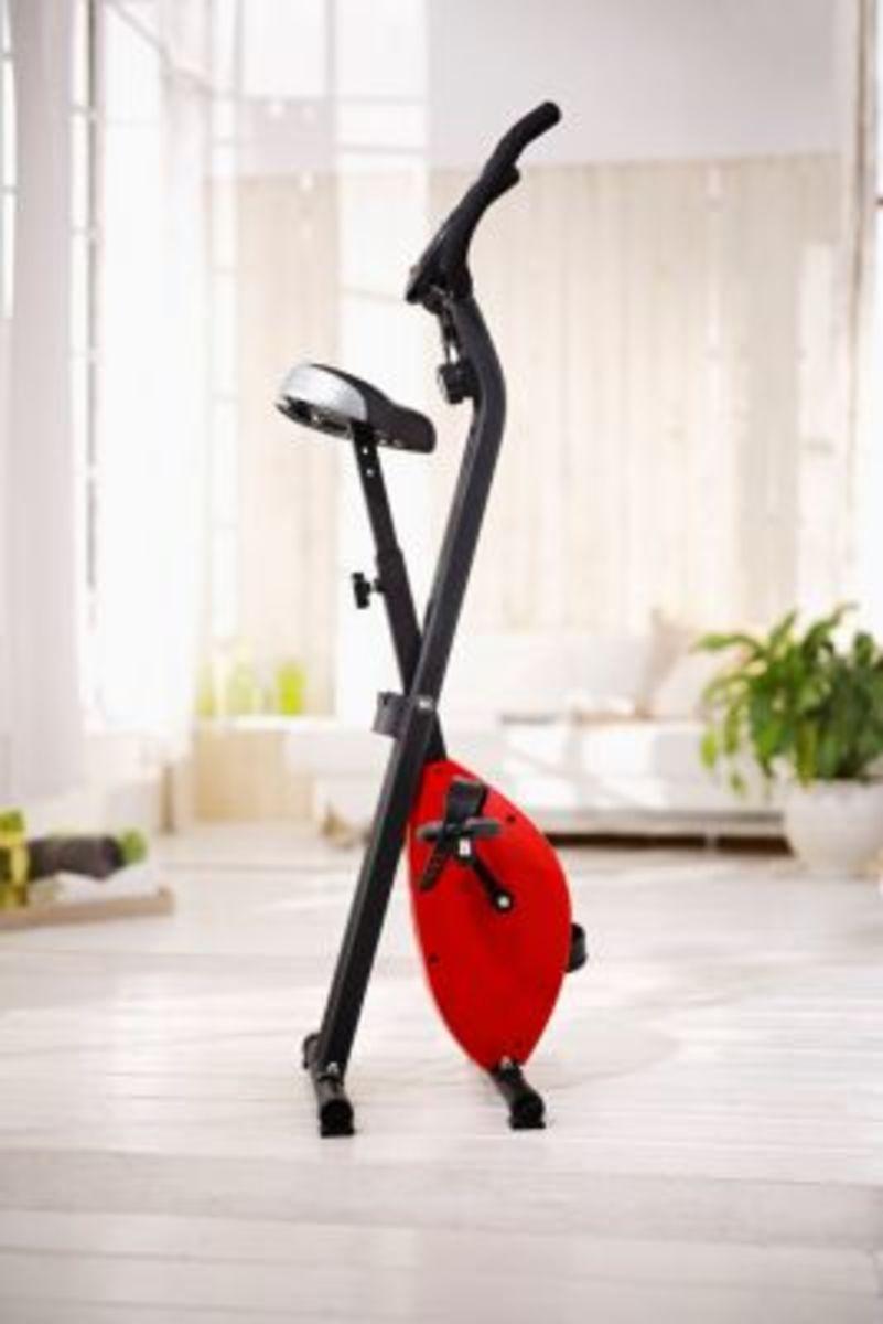 Bild 3 von Heimtrainer Fahrrad