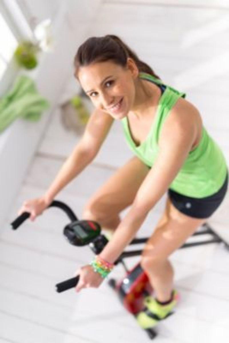 Bild 5 von Heimtrainer Fahrrad