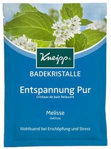 Kneipp Badekristalle Entspannung Pur - Einzelportion 60 g