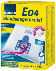 EDEKA Staubsaugerbeutel E04 1 Stk