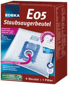 EDEKA Staubsaugerbeutel E05 1 Stk