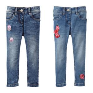 POCOPIANO     Jeans, bestickt