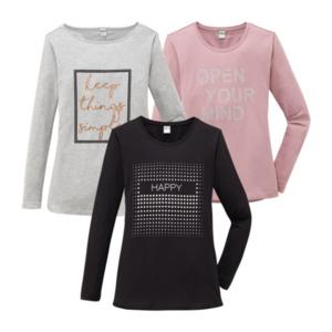 UP2FASHION     Longsleeve-Shirt