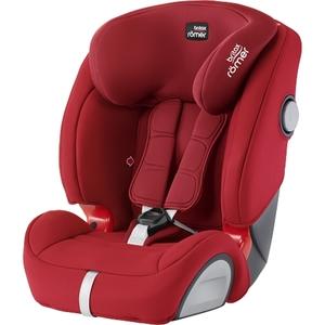 Britax Römer - Kindersitz Evolva 1-2-3 SL SICT, Flame Red