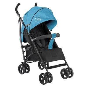 Knorr-Baby - Buggy Styler, Melange blau