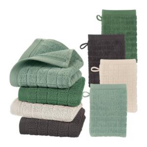 FAIR     Luxus-Gästetücher / Waschhandschuhe