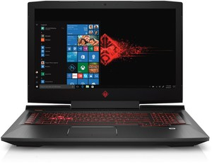 HP OMEN 17-an162ng Machine from hell 43,9 cm (17,3´´) Gaming Notebook shadow black