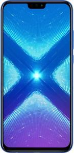 Honor 8X Smartphone blau