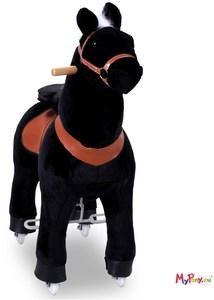 Ponycycle Black Beauty (small) schwarz