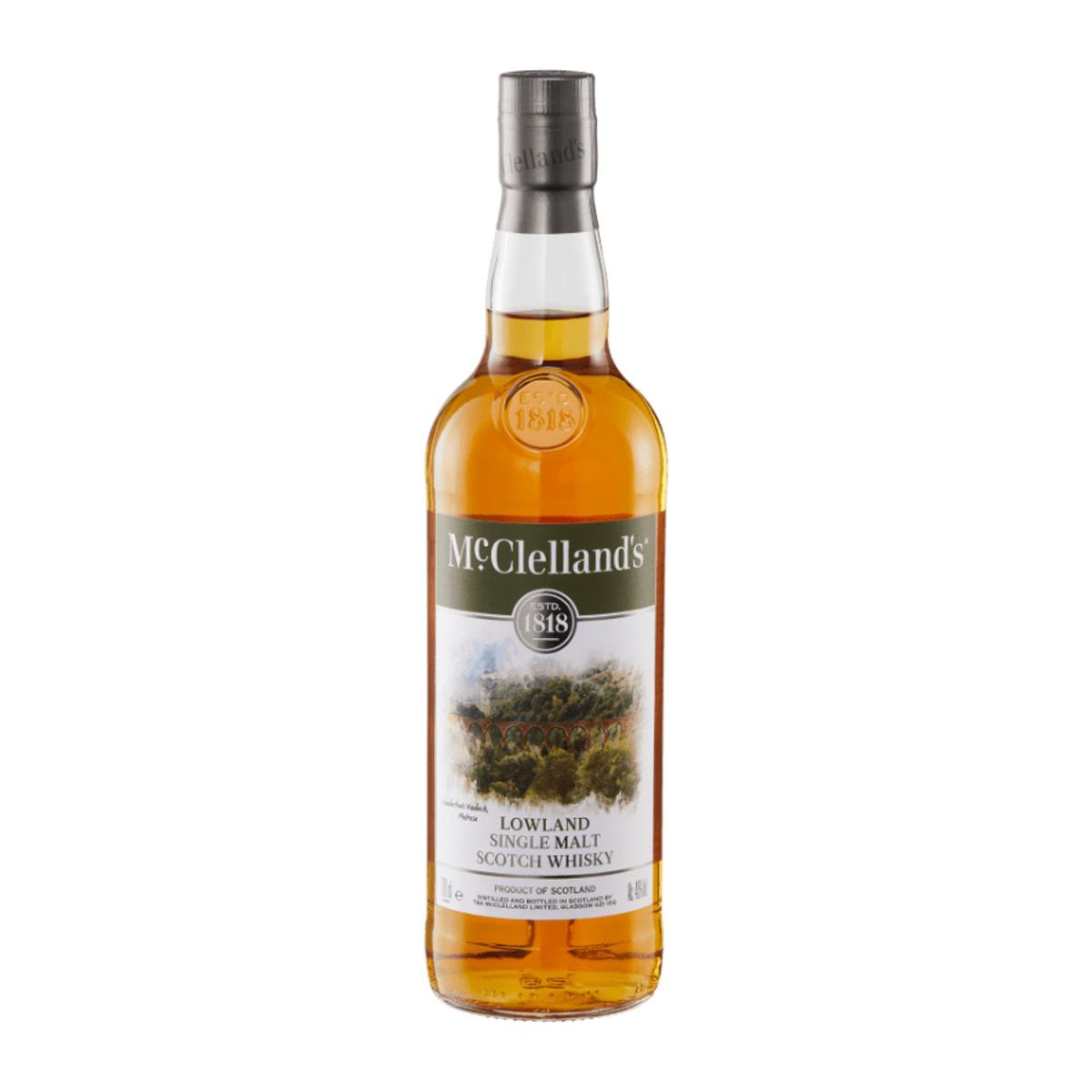 Bild 2 von McClelland's Single Malt Scotch Whisky