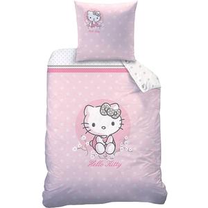 Hello Kitty - Bettwäsche (135/200 + 80/80)