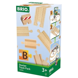 BRIO - Schienen Starterset B