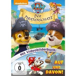 DVD - Paw Patrol: Der Piratenschatz