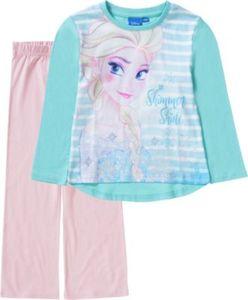 Disney Die Eiskönigin Schlafanzug Gr. 110 Mädchen Kleinkinder