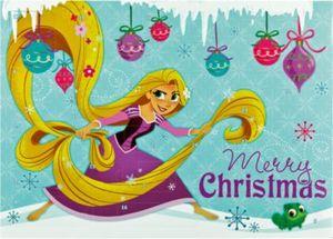 Mal- und Spaß- Adventskalender Disney Rapunzel