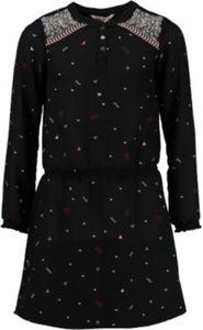Kinder Kleid mit Stickereien im Schulterbereich Gr. 176 Mädchen Kinder