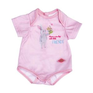 Puppen Body rosa
