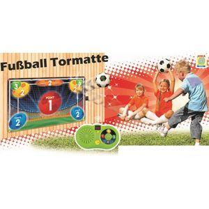 Fußball-Tormatte