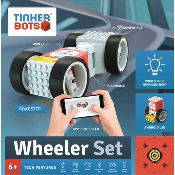 Tinkerbots - Wheeler Set