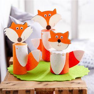 Sachenmacher Filz-Fuchsfamilie
