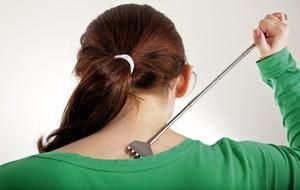 HSI Rückenkratzer ausziehbar von 15 cm bis 50 cm