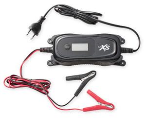 AUTOXS ®  Auto- und Motorrad-Batterieladegerät