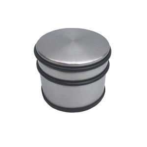 X-Mas TÜRSTOPPER Kunststoff, Metall, Silber, Schwarz