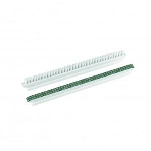 Fugentorpedo Reinigungswerkzeug Ersatz-Set 5,5 mm ,  Schleifsteg 5,5 mm + Fugenbürste