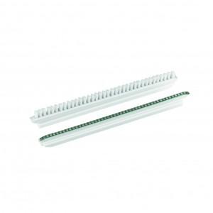 Fugentorpedo Reinigungswerkzeug Ersatz-Set 3 mm ,  Schleifsteg 3 mm + Fugenbürste