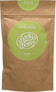 Body Boom Kaffee-Peeling Mango