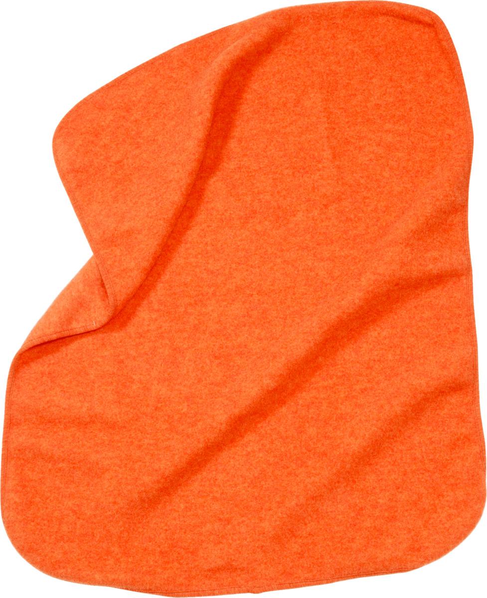 Bild 1 von ALANA Baby-Decke, in Bio-Schurwolle und Bio-Baumwolle, 75x100 cm, orange, für Mädchen und Jungen