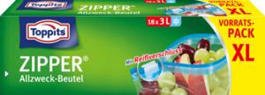 Toppits Zipper 3L XL