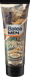 Balea MEN Bodylotion Natural Escape