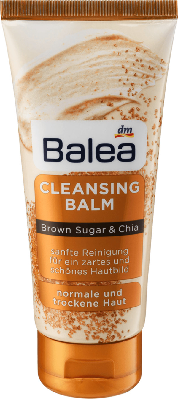 Balea Waschcreme Cleansing Balm Brown Sugar & Chia