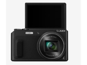 Panasonic Digitalkamera DMCTZ58 ,  schwarz
