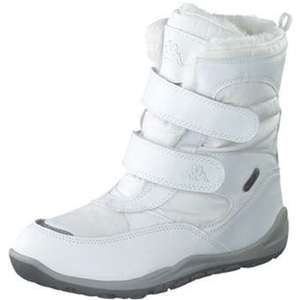 Kappa Tundra Tex Teens Klett Boots Mädchen weiß