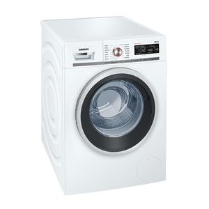 Siemens WM14W5FCB Weiß Waschvollautomat, A+++, 9kg, 1400U/min